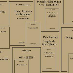 Assinaturas Livrinhos de Teatro 2019
