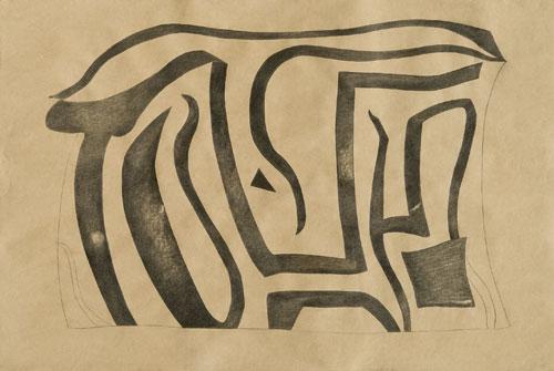 Desenho A Preto E Branco E A Cores Antologia Grafica 1958 2009 De