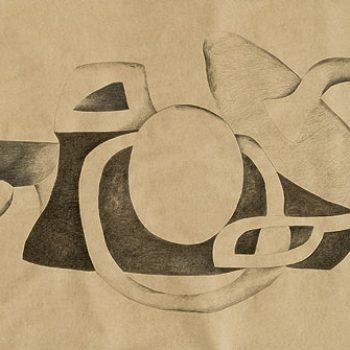Desenho a Preto e Branco e a Cores Antologia Gráfica, 1958-2009 de Nikias Skapinakis